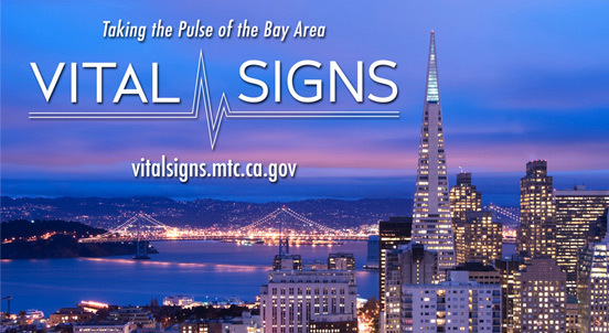 VITAL SIGNS TAKES THE PULSE OF THE BAY AREA