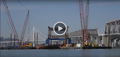 Bay Bridge Deconstruction