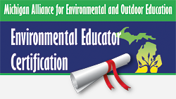 Environmental Education Certification thing.