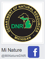 DNR MiNature facebook page picture logo thing