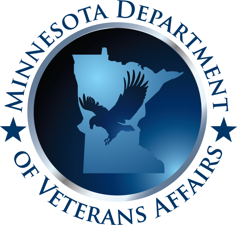 Minnesota Department of Veterans Affairs Logo