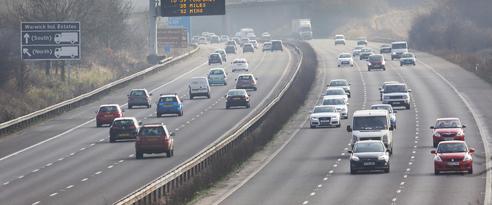 Allowing learner drivers on motorways….