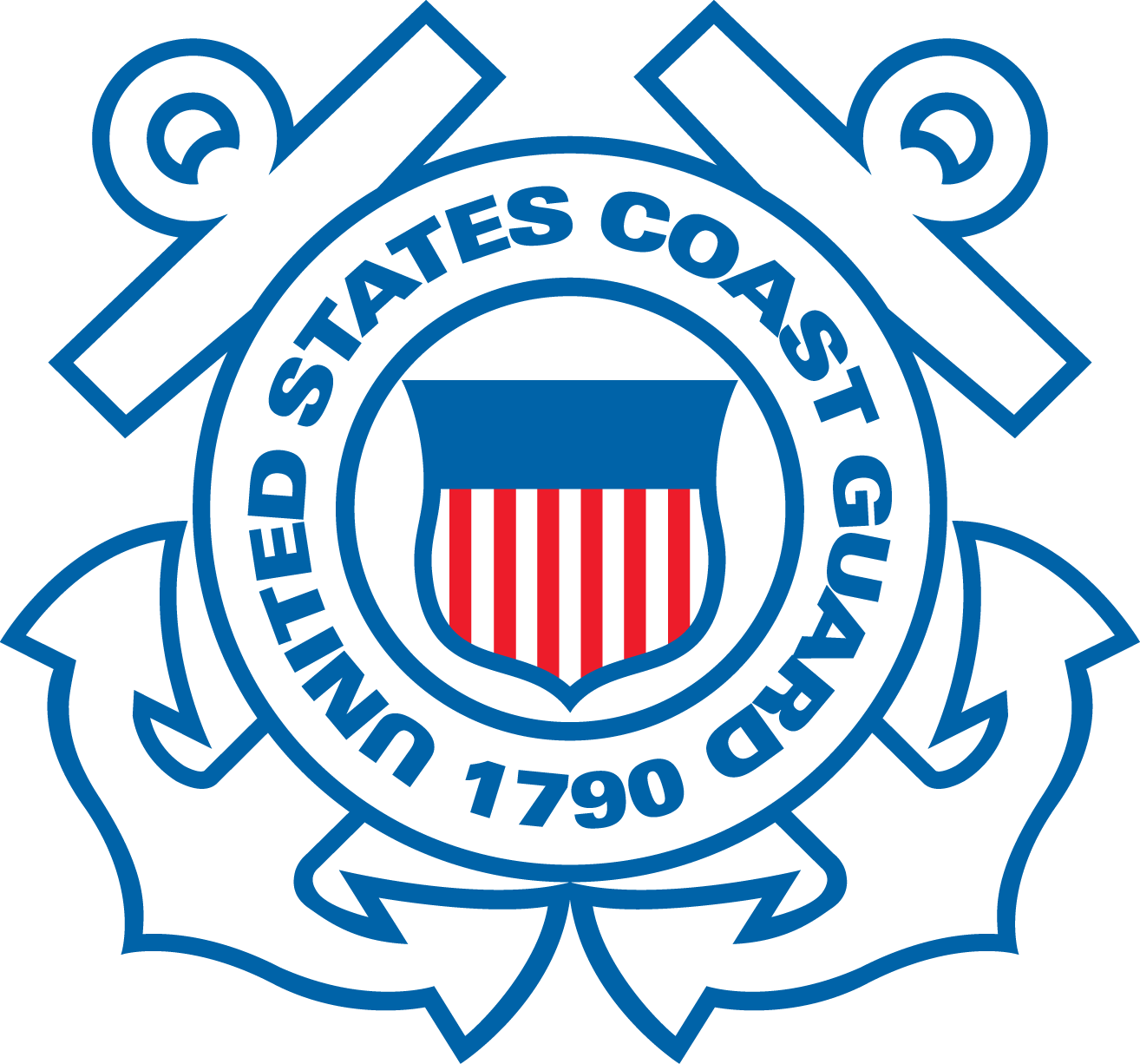 Coast Guard emblem 2014