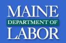 Maine DOL logo
